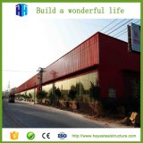 Conception de produits à plusiers étages de construction de cloche d'atelier de structure métallique