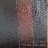 Il cuoio domestico della pelle scamosciata del poliestere della tessile per il sofà copre la decorazione