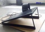 Suporte de bateria de lítio Ventilador Solar Solar de 14 polegadas 25W para montagem em parede (SN2015013)