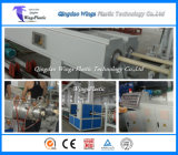 Tubulação da canalização do PVC que faz a máquina 16-40mm, linha elétrica da extrusão do duto do sistema PVC da canalização