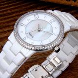 Horloge van de Manier van de diamant het Nauwkeurige Digitale Ceramische