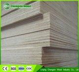 Precio competitivo de la construcción de carpintería tablero contrachapado