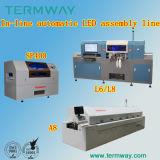 Imprimante d'écran automatique en ligne / Solder Coller Sp400.