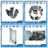 Perfiles de extrusión de aluminio recubierto de polvo