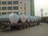 refrigerador sanitário do leite da forma de 1500L U com capacidade 8.5kVA refrigerando (ACE-ZNLG-U1)