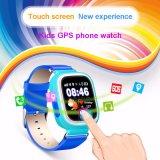 Lo schermo di tocco scherza l'inseguitore di GPS che posiziona la vigilanza astuta Q90 SOS per il video perso Android dell'IOS