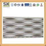 Techo de PVC color certificado ISO9001