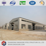 Sinoacme는 가벼운 강철 구조물 작업장 건축을 조립식으로 만들었다