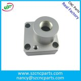 CNC bearbeitete anodisiertes Aluminium, CNC maschinell bearbeitete Aluminiumteile, CNC-Aluminium-Teile maschinell