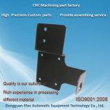 Металлический лист с обрабатывать CNC точности подвергая механической обработке в фабрике Китая