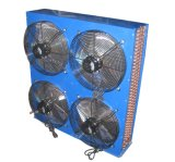 CD 3.4 конденсатор со стальной кожух вентилятора и мотор
