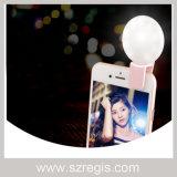 Lumière ronde de remplissage d'Individu-Rupteur d'allumage de beauté pour des téléphones mobiles