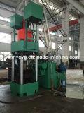 Prensas automáticas de briquetas de chips de metal de alta pressão (SBJ-630)