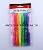 Отметка Highlighter цвета для Stationery-RM522