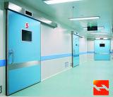 Profesional con dos motores de rayos X de doble pista de plomo médicos herméticos Puertas (HF-K352)