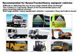 Truck Backup/Parking Sensorのための4 Camerasの9inch Car LCD Monitor