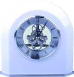 Horloge transparente