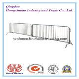 Barriera galvanizzata della strada usata rete fissa della polizia/barriera sicurezza stradale per traffico
