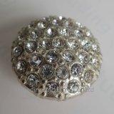 Botão de diamante transparente para jeans Garment (SK00498)