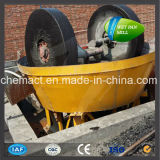 Moinho molhado da bandeja de China para o ouro