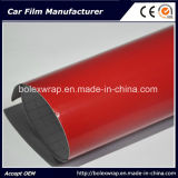 Colores brillantes Ccar del vinilo auto-adhesivo que envuelve la película del vinilo, película de la etiqueta engomada del coche del abrigo del vinilo de Matt del coche