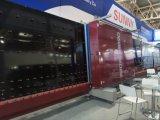Máquina automática vertical da lavagem e da imprensa