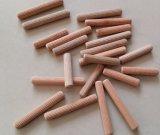 ユーカリの溝がある木の合せ釘Pin 12X60mm 12X80mm
