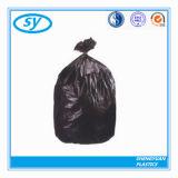 Le HDPE peut sac de doublure sur le sac de détritus de roulis
