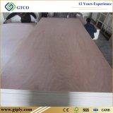 peso comercial de la madera contrachapada de la base del álamo de 18m m