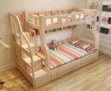Quarto com cama de madeira sólida crianças Beliches Beliche (M-X2214)