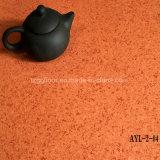 도매 내화성이 있는 비닐 지면 PVC 돌 패턴 마루