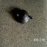 高品質の防水大理石の一見の石のPVCによって薄板にされるフロアーリング