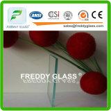 Glace de flotteur inférieure de fer/glace de flotteur ultra claire/glace de flotteur ultra blanche