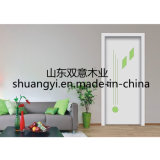 ホテルのアパートのための中国の製造の良質の純木の内部ドア