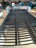 Экспорт в Россию из нержавеющей стали или алюминия/Iron лист 1530 Таблица ЧПУ плазменной резки машины с помощью программы CAD