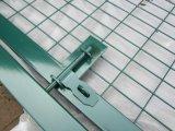 PVC recubierto Nylofor 3D Valla de alambre 1.830 mm X 2500 mm y malla de 50 mm X 200 mm X 5,00 mm