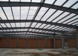 Prefab Structure Steel WarehouseのためのEPS Sandwich Panel Roofing