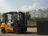 Diesel van de Apparatuur van de behandeling 3t Vorkheftruck met de Motor van Japan Isuzu