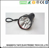 Mini linterna portable al aire libre del aluminio de la antorcha del CREE LED