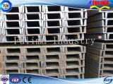 Канал оцинкованной стали и оцинкованной стали U Панель каналов (FLM-RM-006)