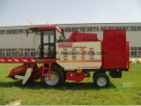 4yz-3b Type de roue Meilleur prix du maïs Harvester machine