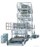 대만 질, Chsj-U 360 도 형 부는 기계 회전하는 3개의 층 Co-Extrusion 필름