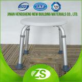 Chaise de douche à ballet pour bain à usage médical en aluminium pour handicapé en aluminium