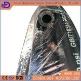 Tubo flessibile di gomma idraulico dei fili di acciaio di En856 4sp 4sh quattro