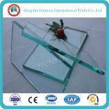 1.8mm-19mm China Aufbau-freies Glasfloatglas