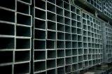 Tube en acier Pré-Galvanisé de Gi rectangulaire de pipe en acier à vendre