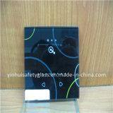 Interrupteur tactile du panneau de verre