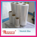 Facile à déchirer le PEBDL matériau du rouleau de film extensible