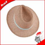 ツイストペーパー帽子のペーパー帽子の麦わら帽子のパナマ帽子