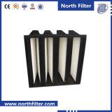 V Compacte Filter F6 F9 En779 van de Filter van het Pak de Stijve